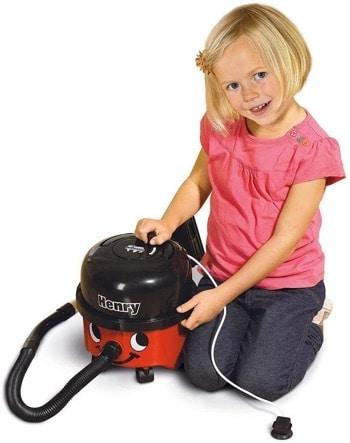 aspirateur little henry
