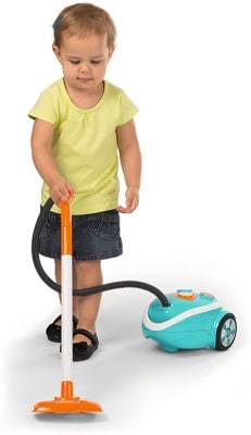 petit aspirateur Smoby