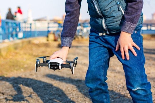 choisir un drone pour un enfant