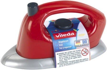 Iron jouet fer à repasser Vileda
