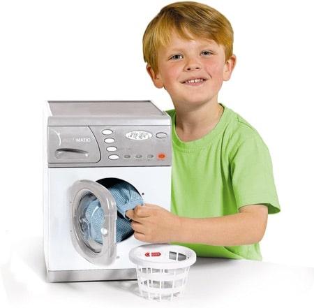 lave linge enfant