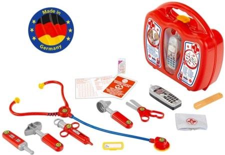 Klein 4350 Mallette docteur avec telephone portable electronique