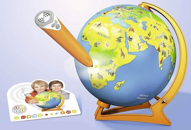 Mon Premier Globe interactif