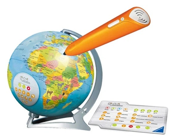 Ravensburger- tiptoi® - Globe interactif