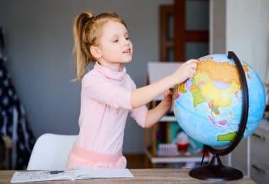 Meilleur globe terrestre interactif pour enfant
