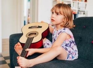 guitare classique pour enfant 6 ans