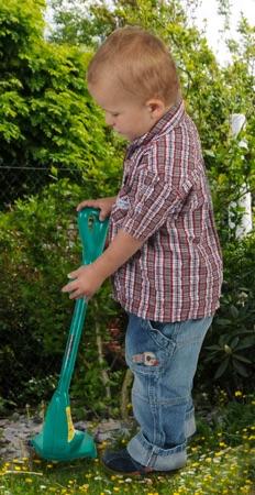 coupe bordure bosch pour enfant