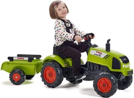 tracteur enfant Claas Falk