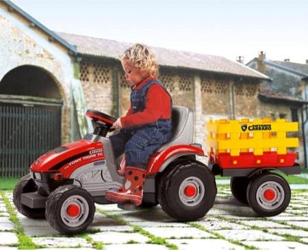 Tracteur Peg Perego